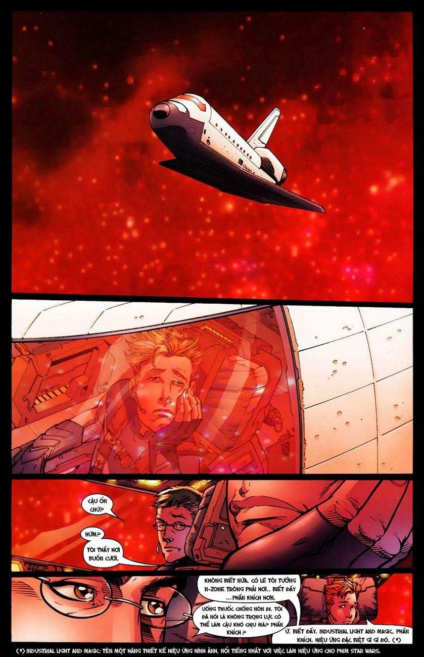 Ultimate Fantastic Four chap 15 - Trang 4
