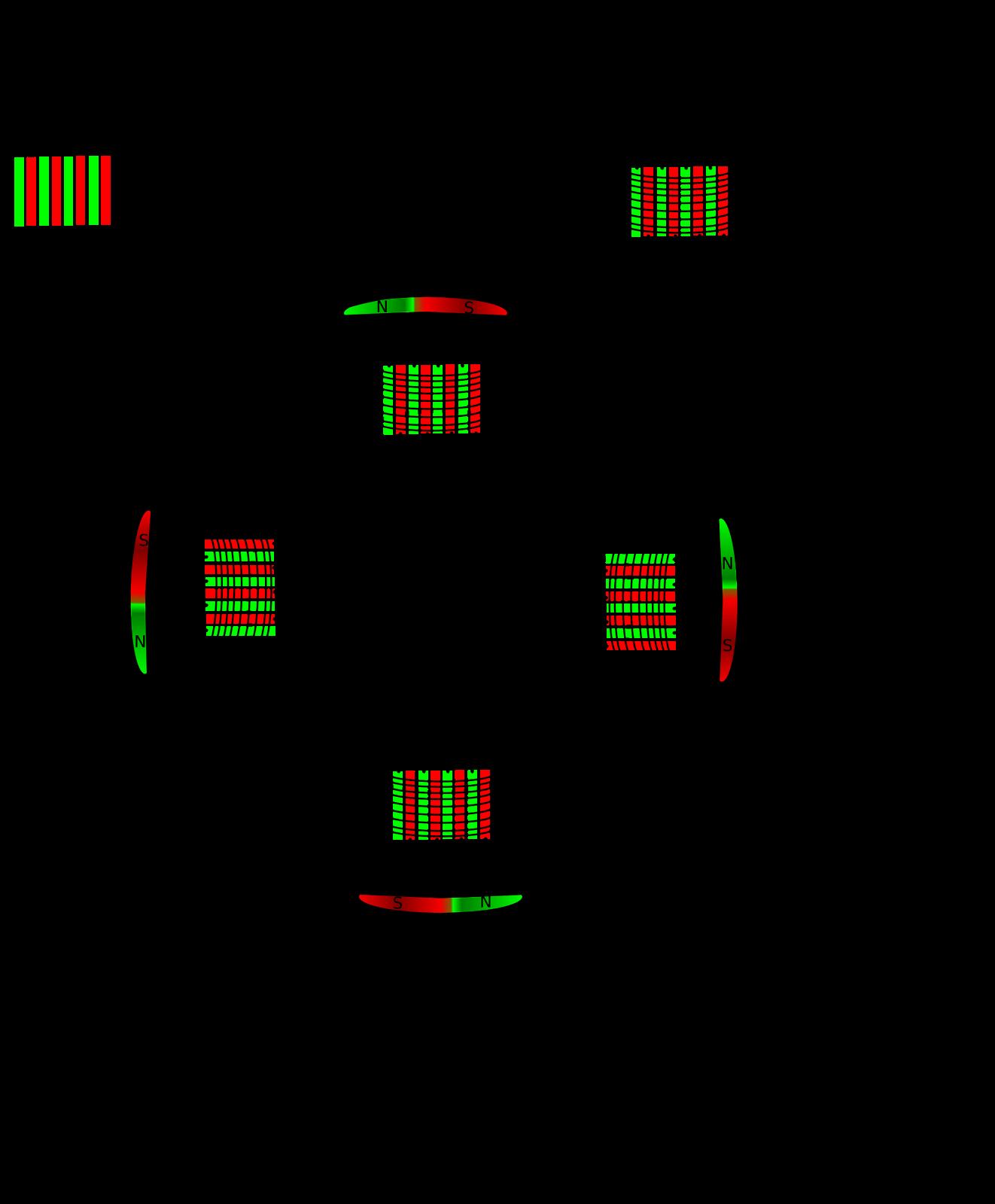 Drehstromgenerator kapazitiv Mitkoppeln | Teslapyramide