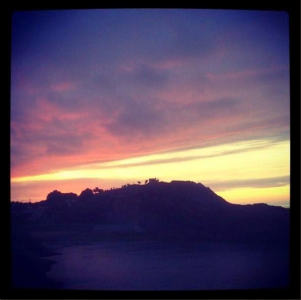 atardecer Llanes Paseo San Pedro Asturias instagram rousmina