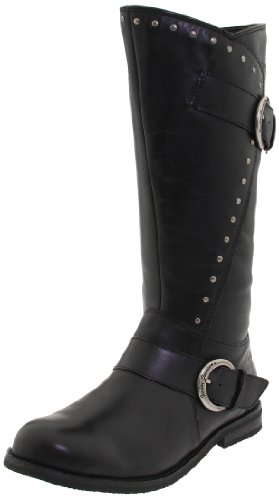 Women's harley davidson boots - sapphire riding boots