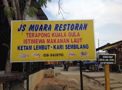 Ketam Lembut Kuala Kurau