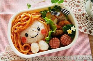 Kreasi makanan sehat untuk bekal si kecil