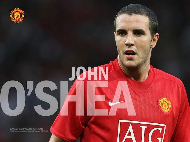 Free John O'Shea Wallpaper