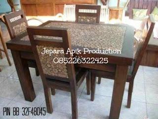 jual kursi Pin jati murah hanya di pusatnya kursi minimalis mebel jepara furniture store