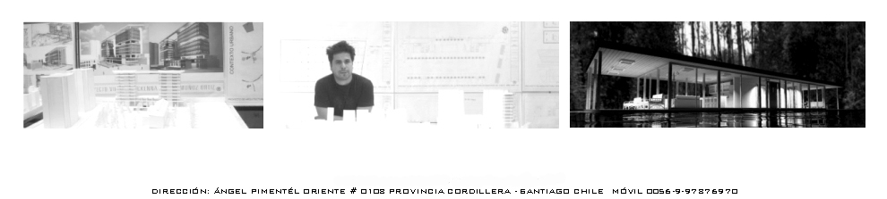 Marckytectura Arquitecto Marco Muñoz Ortiz
