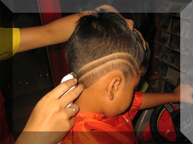 Model Rambut Anak Laki Laki Usia 2 Tahun