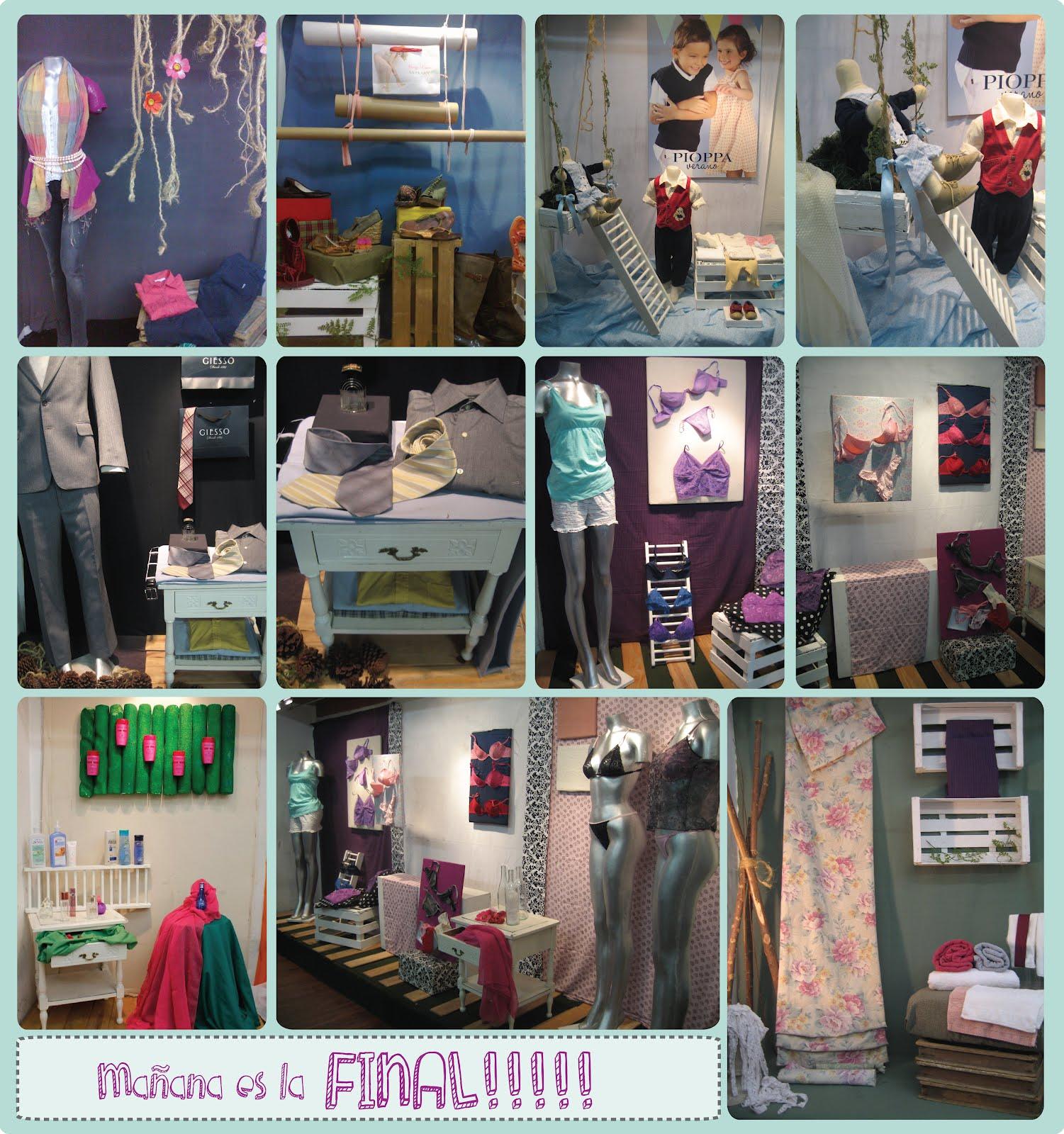 imagenes de vidrieras de ropa - La ropa para el invierno llegó a las vidrieras con subas de