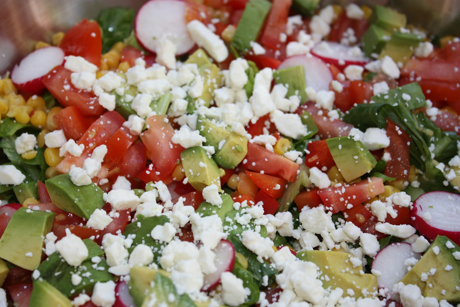 mexican salad   28 images   and easy mexican salad mexican