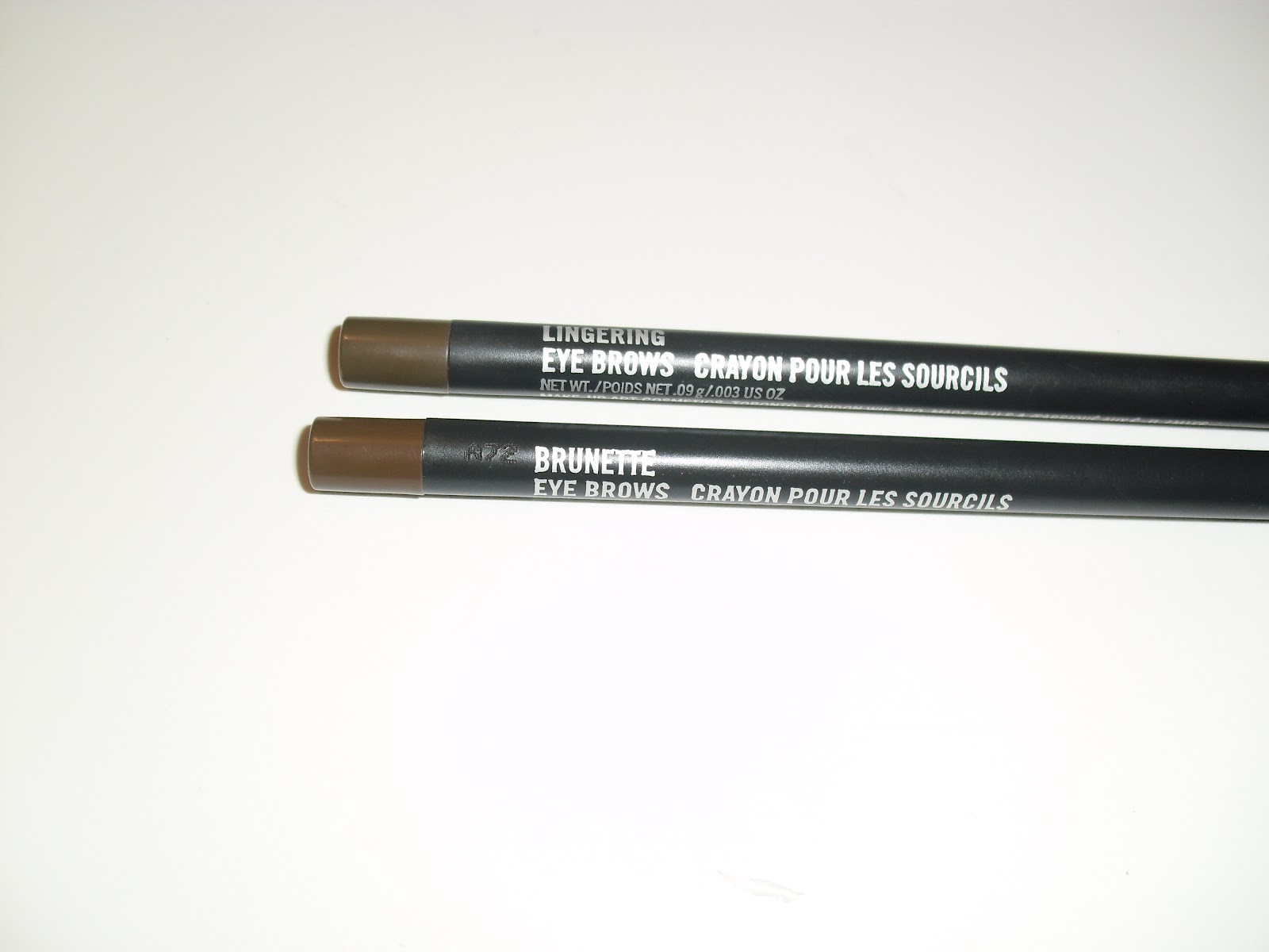 Yummy411t It Here Mac Brow Pencil In Brunette Swatches
