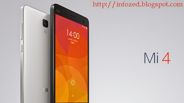Mi4 by Xiaomi, An Affordable with Strong Specification