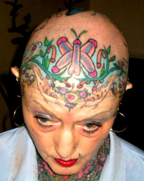 Woww... 10 Craziest Tattoos Ever!