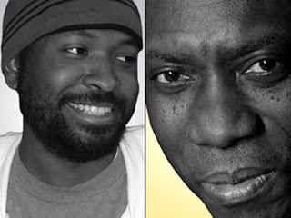 Gary Jackson and Yusef Komunyakaa