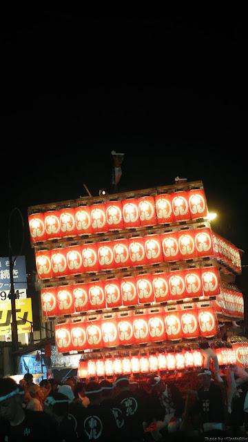 岸和田山車祭 2013