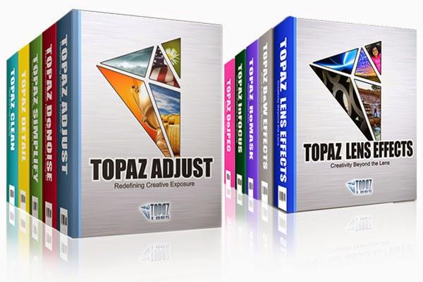Topaz Photoshop Plugins Bundle 14.07.2014 DC