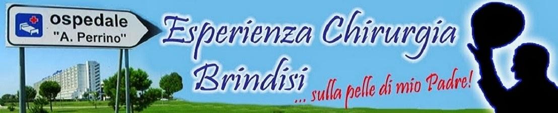 ESPERIENZA CHIRURGIA BRINDISI