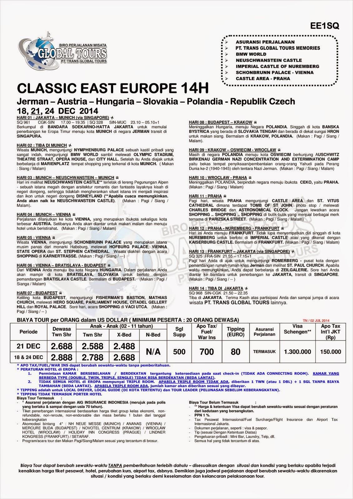 CLASSIC EAST EUROPE