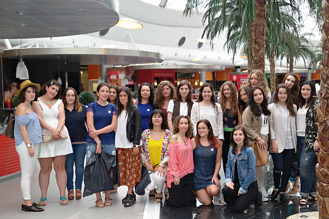 A Coruña Polyvore Meetup en Marineda City #fashion #moda #blogger