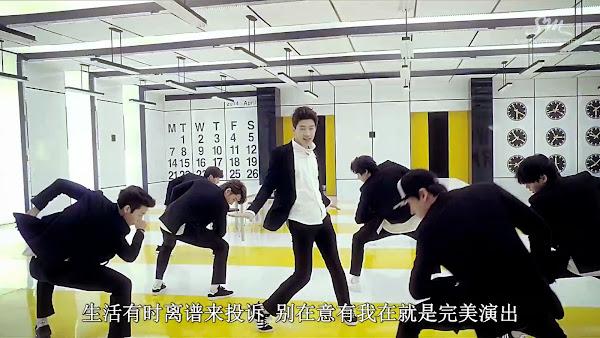 Super Junior-M Henry Swing