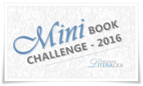 MINI BOOK CHALLENGE 2016