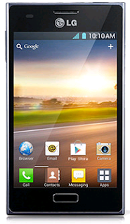 LG Optimus L5 is Sold for Only $199 With no Contract from Canadian carrier, Bell