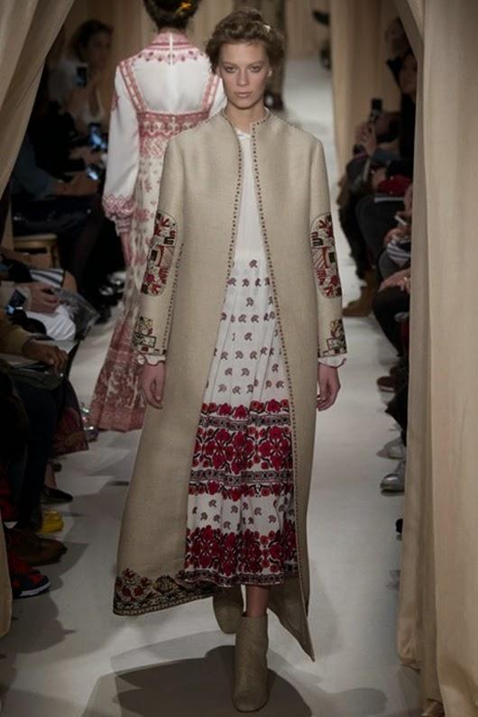 Valentino Frühjahr/Sommer 2015 Haute Couture Kollektion
