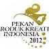 Sekilas tentang Pekan Produk Kreatif Indonesia dan Pekan Produk Kreatif Daerah