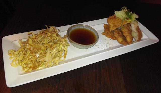 Leafee Cafe, Thorndon, New Zealand, Japanese, panko pork