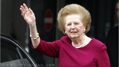 وفاة رئيسة وزراء بريطانيا السابقة مارغريت تاتشر.. المرأة الحديدية
