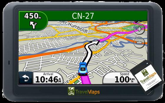 GPSTravelMapscom GPS Maps