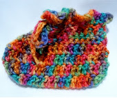 Loving Hugs Newborn Booties Pattern