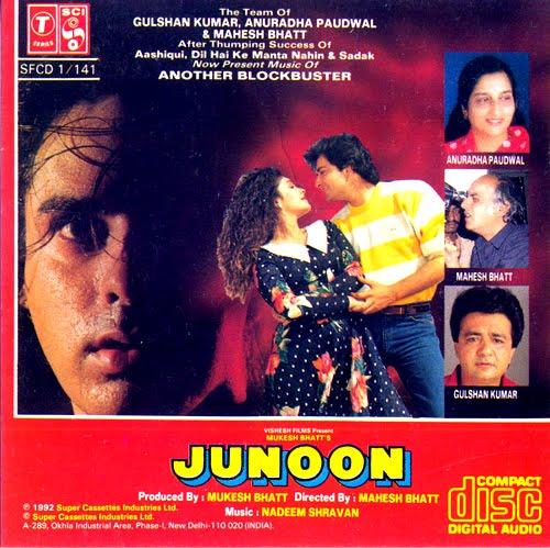 Junoon Movie Mp3 Songs Download