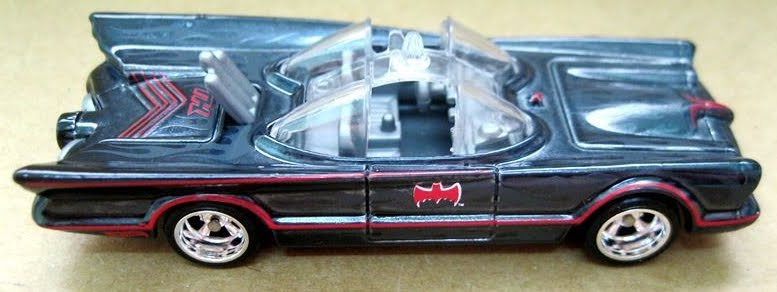 hot wheels tv series batmobile super treasure hunts