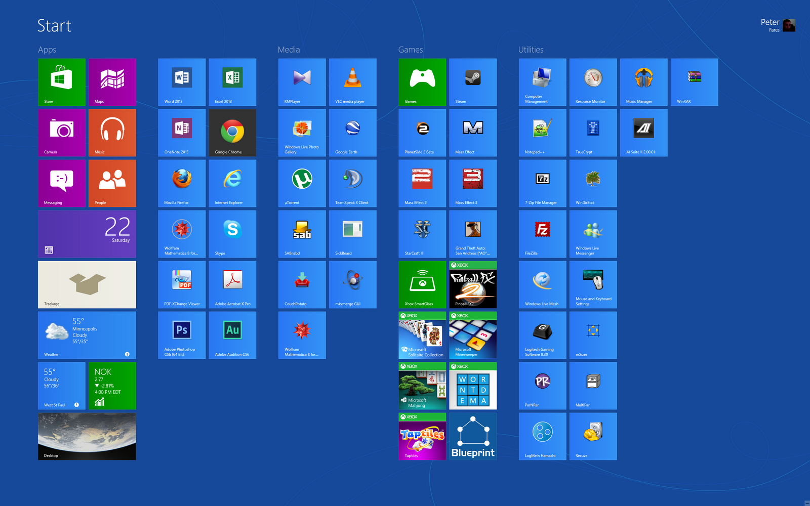Windows tutorials howtos and more windows 8 why its awesome there are even some advantages to the start screen in windows 8 with the start menu on my screen i could see 16 most recently used programs plus 8 or so malvernweather Images