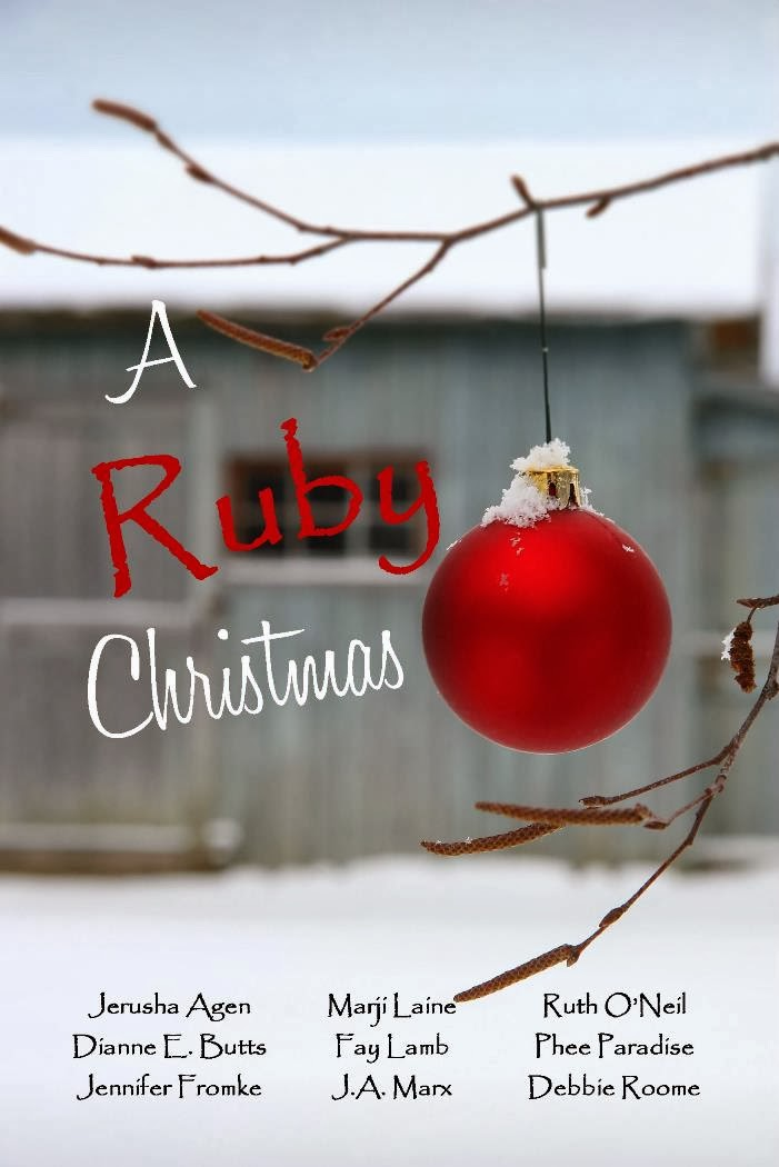 Out of Print: A Ruby Christmas