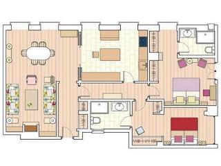 Planos de casas modelos y dise os de casas plano de casa - Planos de casas de 100 metros cuadrados ...