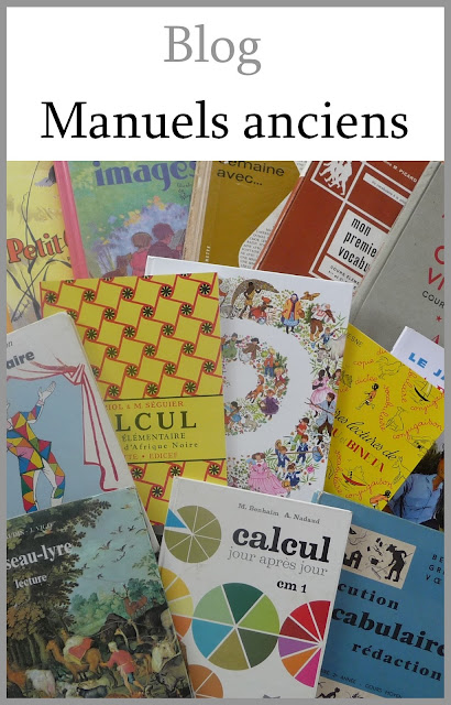 Blog Manuels anciens