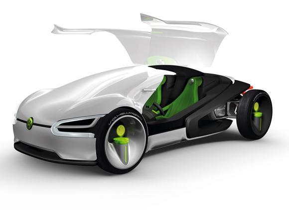 mobil konsep
