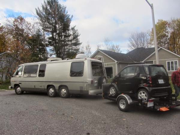 Used Rvs 1975 Gmc Motorhome Royale For Sale By Owner