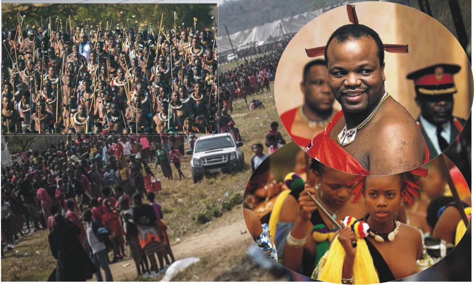 swaziland woman