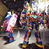 #WINNER - MINO & #2NE1 - MINZY Robots Self-Designed Gundam in Gunpla Expo Japan 2014
