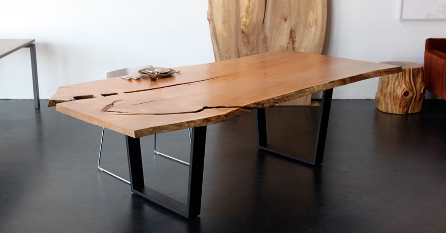 This Table Is From Urban Hardwoods
