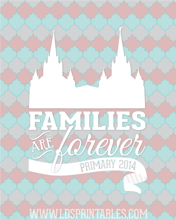 Families Are Forever Quote