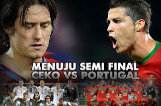 ceko vs portugal