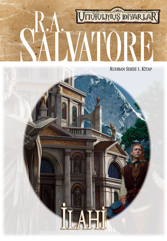 a character analysis of cadderly in canticle by ra salvatore