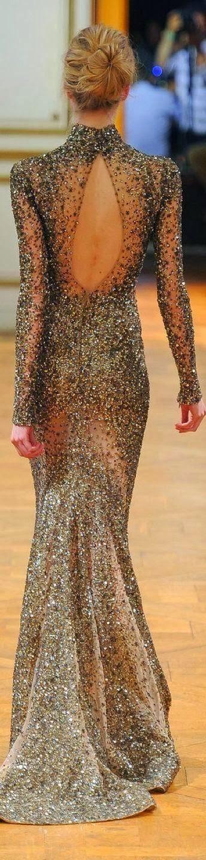 Women Lady Fashion: Gorgeous Shiny Long Wedding Dress for Stylish Ladies