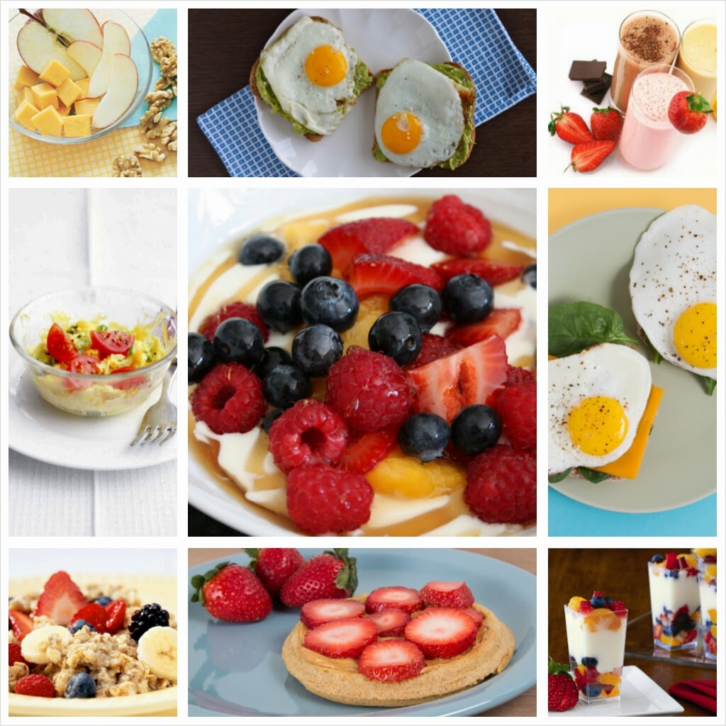 11 Quick and Healthy Breakfast Idea - Fit and Fabulous Friday