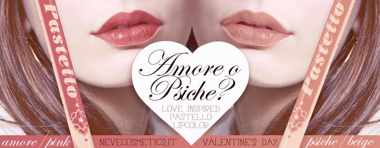 Neve Cosmetics - Amore e Psiche