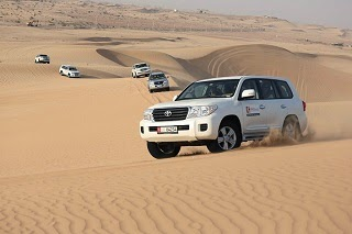Safari Desert - Umroh Plus Dubai 2015