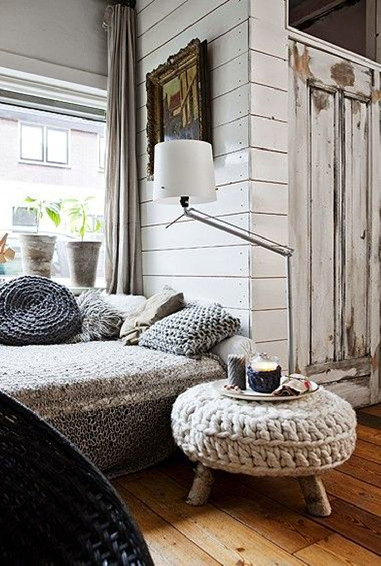 Knitted Home Décor Ideas