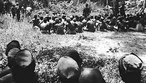 Pembantaian Rawagede di Karawang